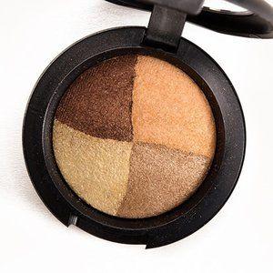 MAC Golden Hour Mineralize Eyeshadow Quad